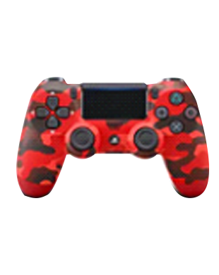 Sony  PlayStation DUALSHOCK CUH-ZCT2G Wireless Controller (Red Camo)