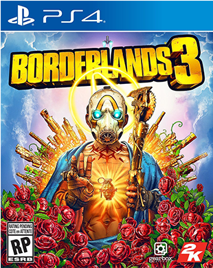 Sony PS4 Borderlands 3 Standard Edition