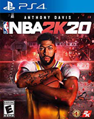 Sony PS4 NBA 2K20 Standard Edition