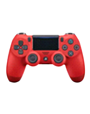 Sony PlayStation DUALSHOCK CUH-ZCT2G11 Wireless Controller (Red)