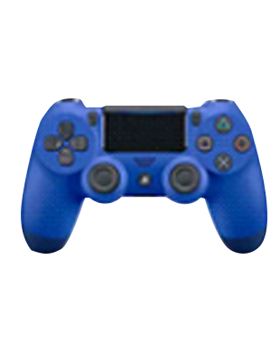 Sony PlayStation DUALSHOCK CUH-ZCT2G12 Wireless Controller (Blue)