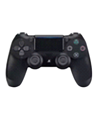 Sony PlayStation DUALSHOCK CUH-ZCT2G Wireless Controller (Black)
