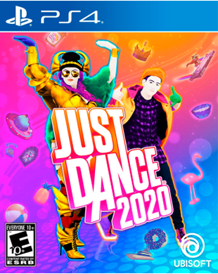 Sony PS4 Just Dance 2020