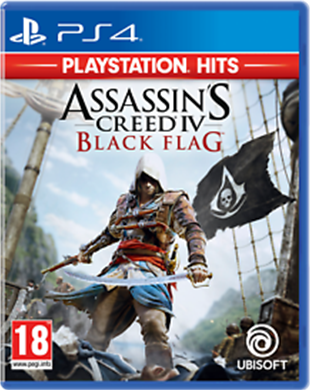 Sony PS4 Assassins Cred IV Black Flag