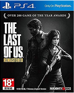 Sony PS4 The Last of Us Remastered (Asian Chinese + English version)