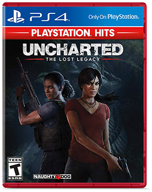 Sony PS4 Uncharted The Lost Legacy