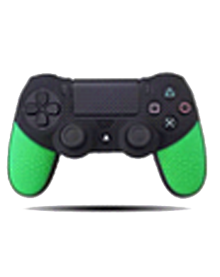 PS4 Controller Silicone Protective Skin Green