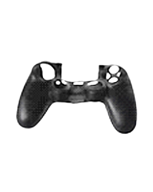 PS4 Controller Silicone Protective Skin Black