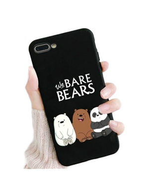 We Bare Bares Soft Case for Samsung Galaxy J2-J8, A6-A9