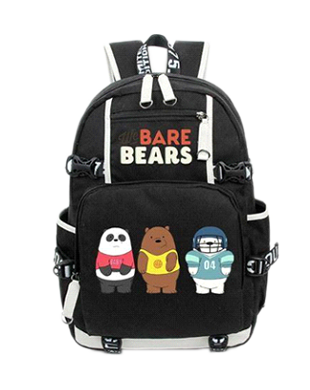 We Bare Bears Style Backpack