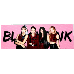 Blackpink - Kill This Love - Fabric Concert Banner