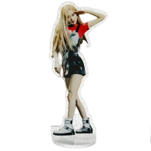 Blackpink - Kill This Love - Acrylic Standee (Rose)