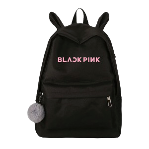 Blackpink Cute Oxford Material Backpack