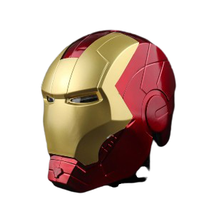 Iron Man Wearable Helmet with LED Lights
