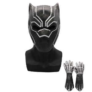 Black Panther Mask & Claws